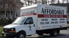 About Ron Crumpton's Affordable Gutters, Siding and Windows