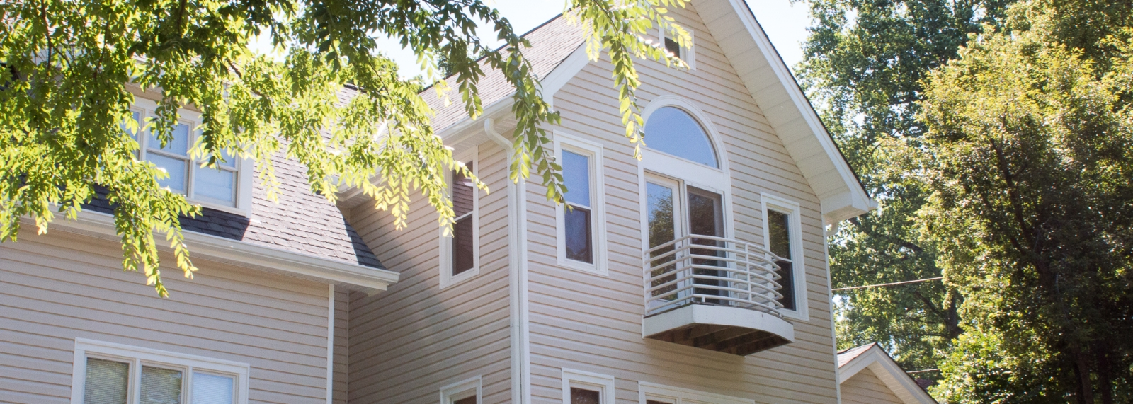 New Gutters Energy Efficient Windows And Vinyl Siding